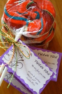 Costa Rican Wedding Favor Ideas