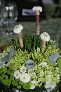 Greenery Inspiration, Wedding Table Décor