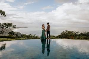 Intimate Wedding, Tropical Forest & Ocean View, Private Villa, Uvita, Costa Rica