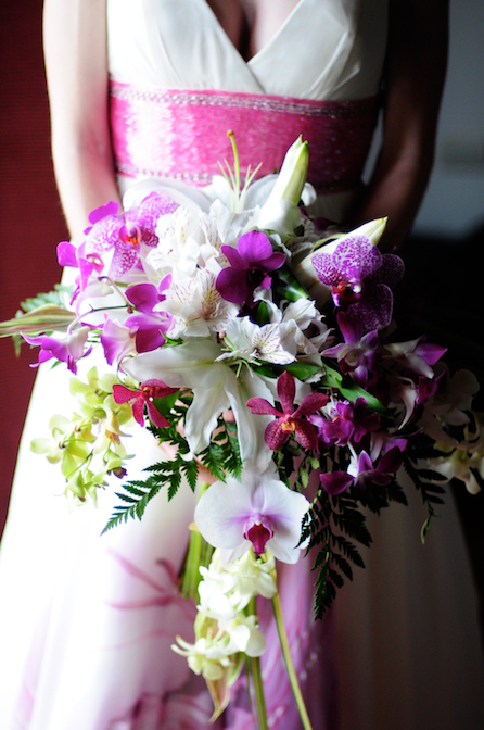 Orchids for my Costa Rica Weddings