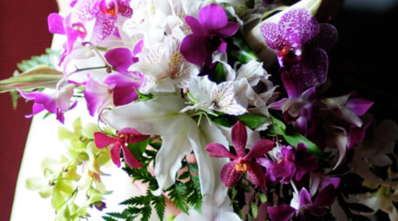 Seasonal Flowers for my Destination Wedding